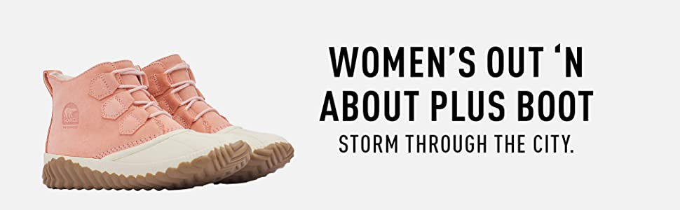 Women's Out 'N About Plus Boot