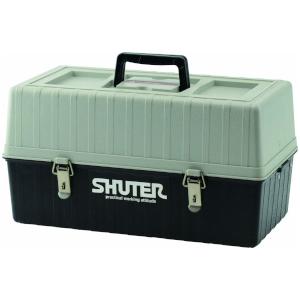 Shuter Duradera Profesional Multiusa Caja de Herramienta con 4 ...