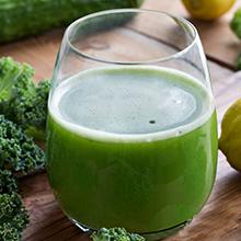 Kale Ginger Juice