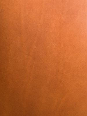 Naturally finished leather