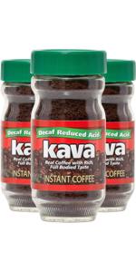Kava Decaf, Pack of 3