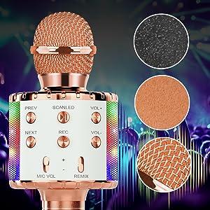 speaker karaoke machine