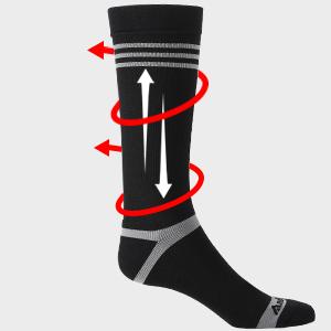 Andake running socks