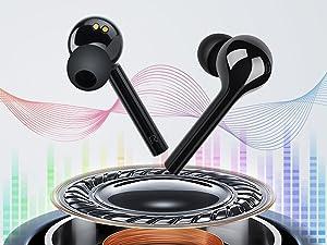 TWS Auricolari Bluetooth