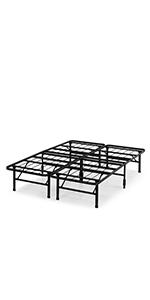Zinus SBBK Smart Base Foldable Bed Base Frame Cheap Online
