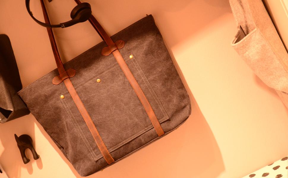 SMR large tote handbag