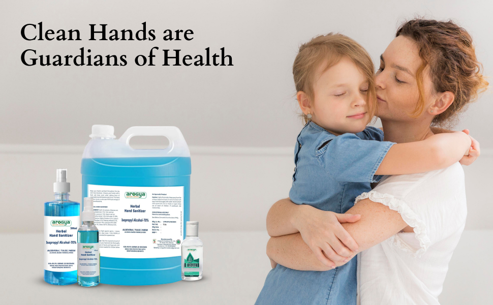 Arogya Hand Sanitizer