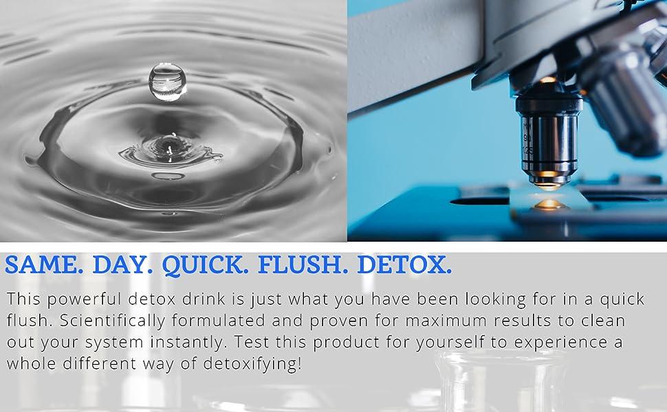 Wellgenix health cleanse fast acting pass test quick detox body flush