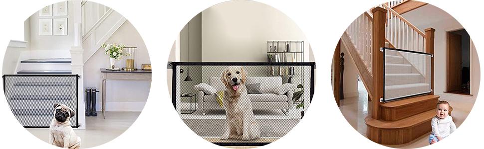 Barrera Seguridad Perros