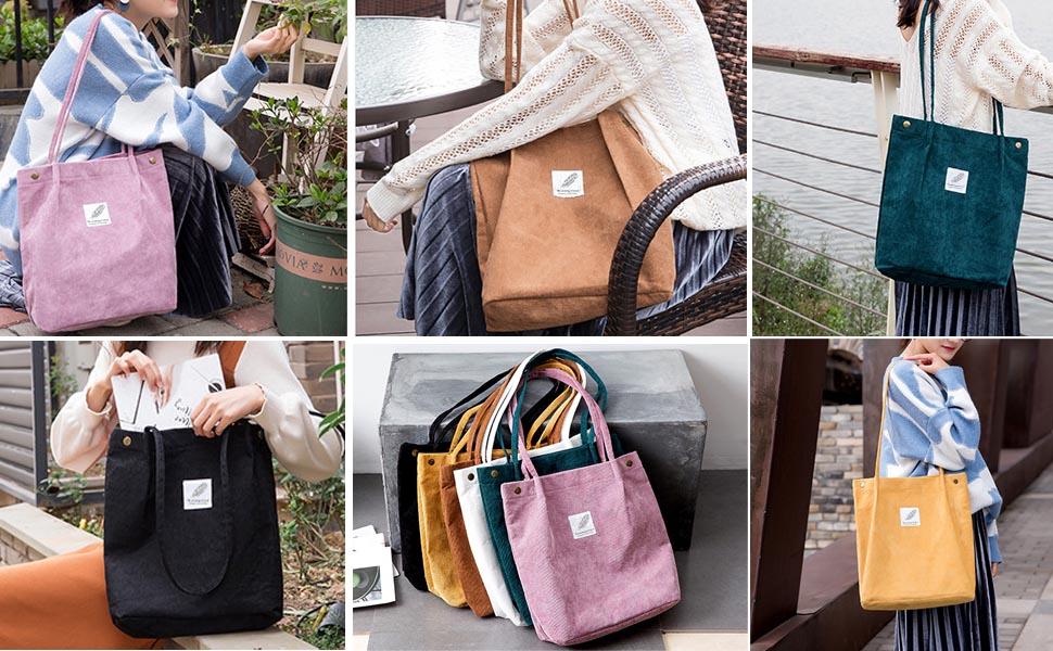 Lässige Handtasche, Stilvoller Schulrucksack für Den Alltag