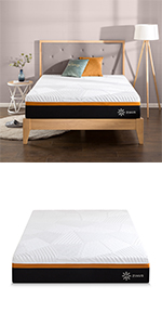 Zinus Queen Mattress Online Cheap Australia Hybrid memory Foam