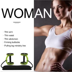 Woman Uses It to Train Body Shaping