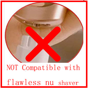 flawless body razor charger flawless body replacement heads flawless body shaver charger