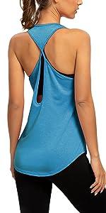 womans workout tank top