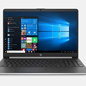 1  2020 Newest HP 15 15.6″ HD Micro-Edge Business Laptop (10th Gen Intel Core i5-1035G1, 8GB DDR4 RAM, 256GB PCIe M.2 SSD) USB Type-C, HDMI, HD Webcam, Windows 10 Home Silver + IST HDMI Cable ca1400d1 da51 4737 8506 323f18b7aea5
