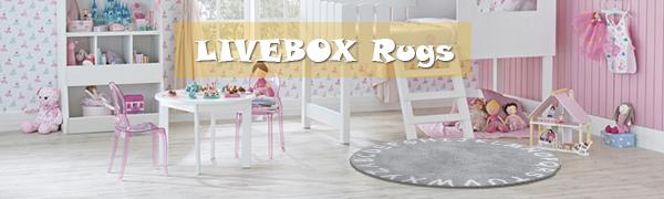 LIVEBOX Rugs