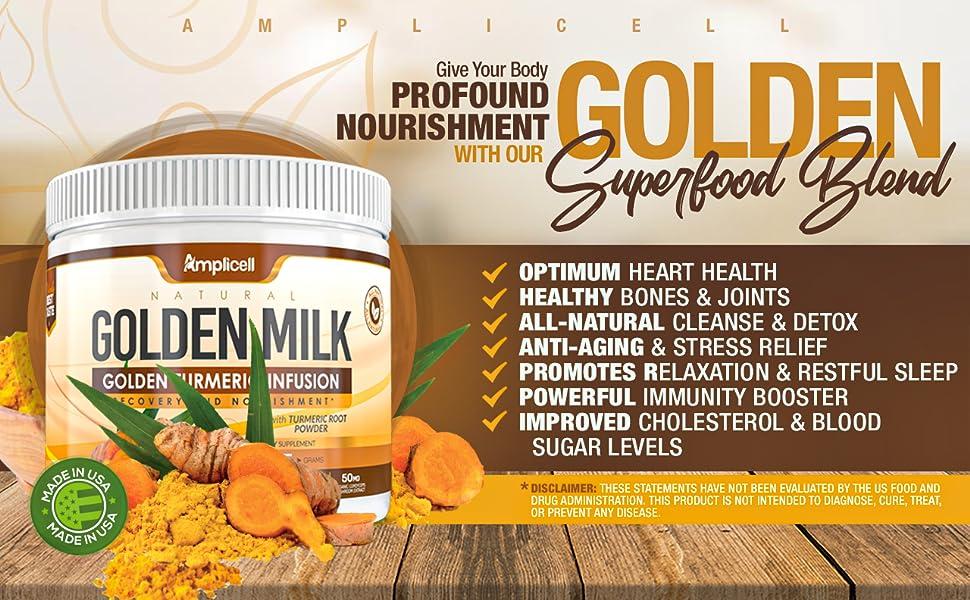 turmeric beverage ashwagandha turmeric best golden milk natural golden milk organic superfood blend