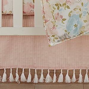 Amelia 3 piece set baby bedding Nest and Nod levtex
