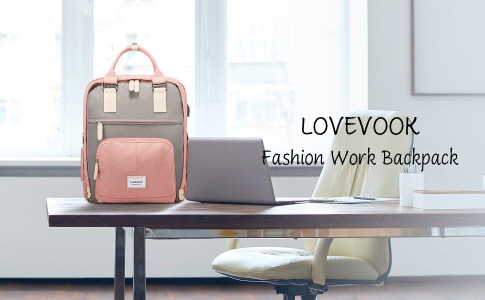 LOVEVOOK Fashion Work Backpack