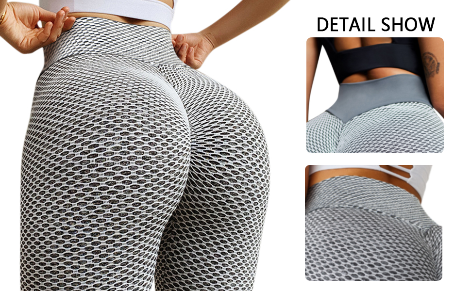 ruched leggings for women
