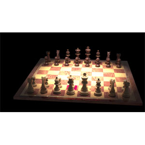 Fritz 17 - 3D Chess Boards with Ray Tracing