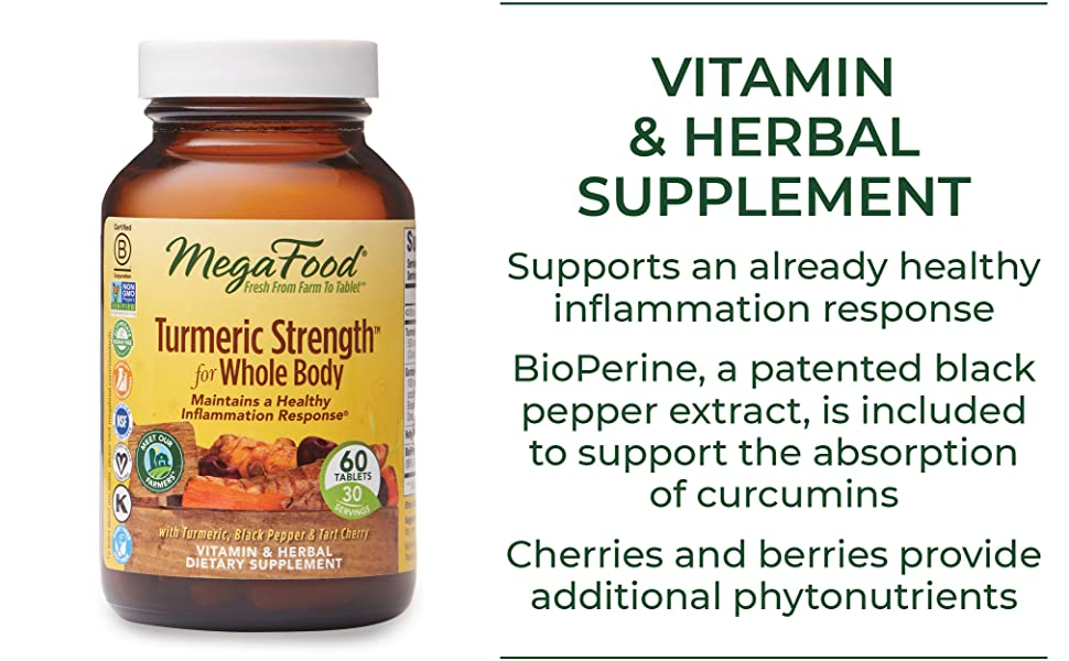 Vitamin & Herbal Supplement