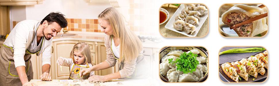 Dumpling Maker