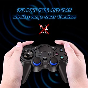 pc controller, controller for pc, wireless controller