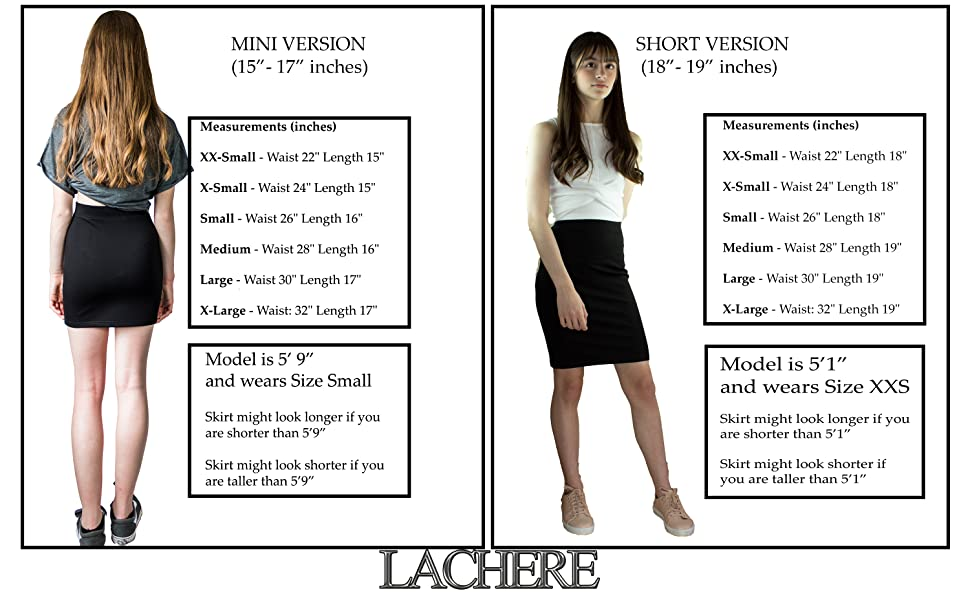 Black mini skirts size 28 Lachere Black Mini Skirt Stretch Tube Premium Range Size 0 8 At Amazon Women S Clothing Store
