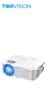 TOPVISION Native 720P HD projector