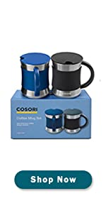 mugs for coffee warmer