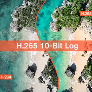 Autel EVO II Pro 6K Drone H265 10Bit Log