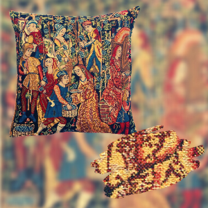 Quality Fabric Cushion Cover
