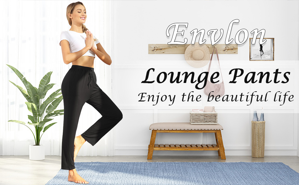 Lounge Pants with Pockets women