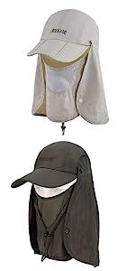 iColor Folding Sun Hat