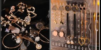 Jewelry Storage Display Box