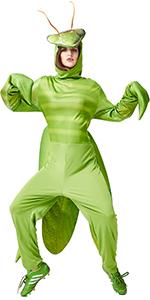 Praying Mantis Costume for Adult