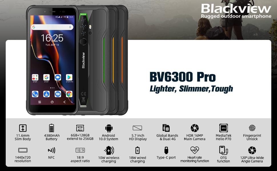 Blackview BV6300PRO