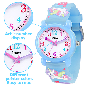 orologio bambina