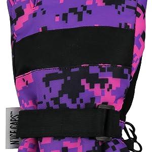 girls camo print purple fashion style subtle chic trendy classic different unique colorful stripes
