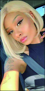 613 Blonde Short Straight Bob Wigs Lace Front Wigs