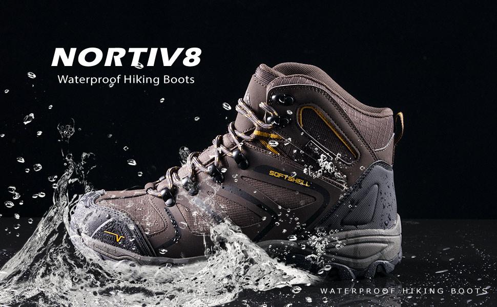 NORTIV 8 Chaussures de Randonn/ée Homme 160448/_M