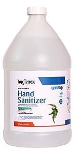 Eucalyptus Scented Gel Hand Sanitizer 72% Ethyl Alcohol