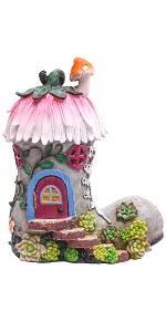Fairy Garden House