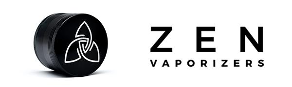 zen vaporizers grinder vaporizer vape crusher accessories equipment