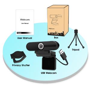 Webcam 8mp