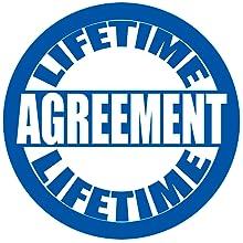 Lifetime Agreement Graphic