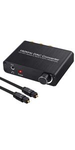 digital to analog audio converter for samsung tv, dolby digital to analog converter, dac