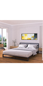 Meta Bed Frame Queen Size