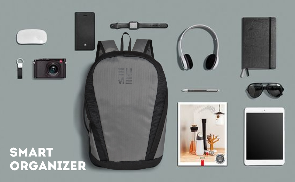 EUME Small bag tablet bag smart bag durable backpack water resistant bag for daily use light weight